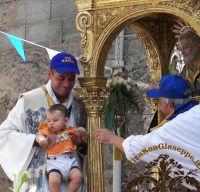 Festa Patronale in onore di San Giuseppe, momenti della processione  - Santa maria di licodia (1725 clic)