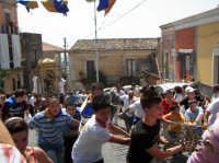Festa Patronale in onore di San Giuseppe, momenti della processione  - Santa maria di licodia (2062 clic)