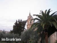 Modica Alta. veduta dela città con il campanile della chiesa di San Giorgio. MODICA Riccardo Spoto