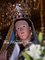 festa della Patrona Maria SS Annunziata.Processione Il dolce volto della Madonna  - Pedara (7091 clic)