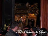 festa della Patrona Maria SS Annunziata. Arrivo della processione al santuario   - Pedara (5318 clic)