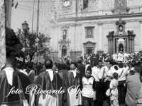Festa di San Placido, Ottobre 2006. Uscita di san Placido.   - Biancavilla (3299 clic)