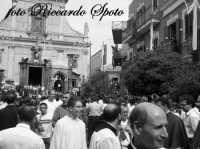 Festa di San Placido, Ottobre 2006. La processione di Sam Placido   - Biancavilla (3480 clic)