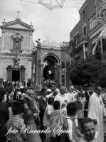 Festa di San Placido, Ottobre 2006. Processione del Fercolo.  - Biancavilla (2383 clic)