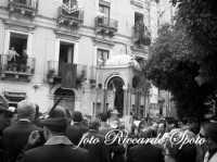 Festa di San Placido, Ottobre 2006. Processione del Fercolo.  - Biancavilla (3909 clic)
