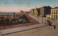 Viale 6 Aprile e la Fontana di Proserpina negli anni '30 del '900  - Catania (2332 clic)