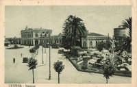 Piazza Stazione negli anni '30 del '900  - Catania (5523 clic)