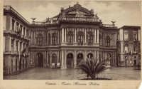 Il Teatro Massimo Vincenzo Bellini, negli anni '30 del '900  - Catania (5583 clic)