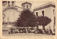 Zafferana, Caffè Nuova Italia, nella Piazza principale del paese, anni '40  - Zafferana etnea (5024 clic)