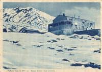Zafferana, casa cantoniera sull'Etna, anni '40  - Zafferana etnea (6007 clic)