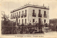 S Giovanni la Punta, Paradiso dell'Etna, anni '40  - San giovanni la punta (6870 clic)