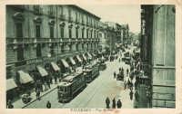 Palermo,Via Roma, anni '30  - Palermo (9371 clic)