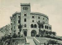 Palermo,il Castello Utveggio, anni '30  - Palermo (3049 clic)