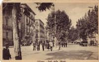 Palermo,Viale Libertà, anni '30  - Palermo (7843 clic)