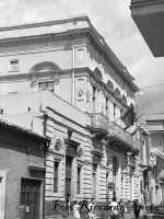 S.Maria di Licodia Prospetto principale di Palazzo Ardizzone, in via Vittorio Emanuele.  - Santa maria di licodia (1739 clic)