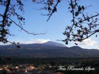 Randazzo, l'Etna da Randazzo  - Randazzo (2117 clic)