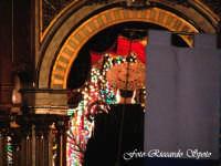 Feste Patronali. Il Fercolo del Patrono San Placido Martire in processione. 6 Ottobre 2007  - Biancavilla (1554 clic)