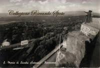 La Panoramica. La Piana di Catania dalla Villa  negli anni '60.  - Santa maria di licodia (4977 clic)