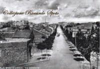 Il Viale Libertà, già via Garibaldi, negli anni '30.  - Santa maria di licodia (6244 clic)