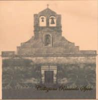 Esterno della Chiesa della Madonnna della Consolazione, prima dei bombardamenti degli anni '40.    - Santa maria di licodia (3863 clic)