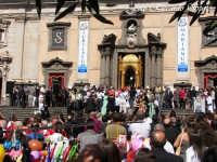 Feste Patronali. Usicta e processione del Fercolo del Patrono San Placido Martire. 5 Ottobre 2007  - Biancavilla (1684 clic)