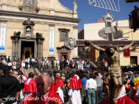 Feste Patronali. Usicta e processione del Fercolo del Patrono San Placido Martire. 5 Ottobre 2007  - Biancavilla (1719 clic)