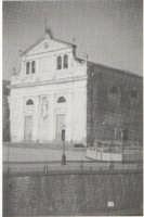 La Chiesa Madre negli anni '30.  - Santa maria di licodia (3130 clic)