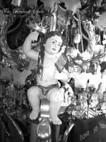 La festa di Sant'Agata. Le candelore. La candelora dei Rinoti, che si pregia del titolo di primo cereo, essendo infatti la più antica di tutte.   - Catania (2332 clic)