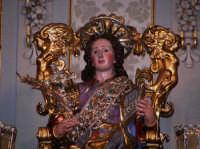 il simulacro di Sant'Alfio Martire, veneratissimo nella provincia etnea  - Trecastagni (4168 clic)