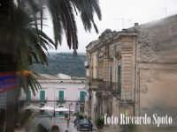 Ragusa Ibla. scorcio della piazza centrale. RAGUSA Riccardo Spoto
