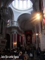Ragusa Ibla. Interno della Cattedrale di San Giorgio.  - Ragusa (2366 clic)