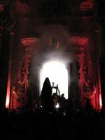 un momento del venerdi santo a Buccheri  - Buccheri (3139 clic)