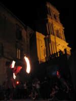 Giochi di fuoco - Medfest 2006  - Buccheri (1711 clic)