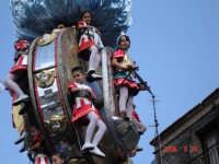 Vara anno 2006 Arcangelo Gabriele ruota  - Randazzo (7701 clic)