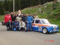 Gruppo di amici dopo la vittoria del campionato Regionale di Spoto Giuseppe 126 Suzuki  - Collesano (12275 clic)