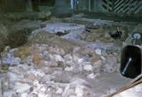 Basilica Santa Maria, scavi anno 1986   - Randazzo (3268 clic)