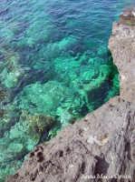 I colori del mare. Karuscia (Pantelleria)  - Pantelleria (3582 clic)