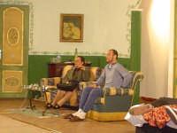 Momento di Chiave per due, spettacolo curato dalla Nuova Compagnia Teatrale il canovaccio  - Leonforte (3614 clic)