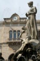 Particolare della fontana di Diana  - Siracusa (1769 clic)