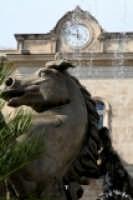Particolare della fontana di Diana  - Siracusa (1596 clic)