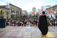 carnevale 2007 giovedi matt- balli in maschera ed animazione  - Lentini (2631 clic)