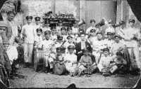 Banda musicale degli anni 1930  - Motta d'affermo (13953 clic)
