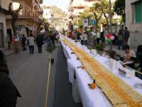 La crostata più lunga del mondo  - Capo d'orlando (11199 clic)