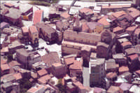Vista aerea del centro.  - Alcara li fusi (4283 clic)