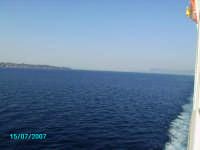 Traversata dello stretto di Messina.  - Sant'agata di militello (3906 clic)
