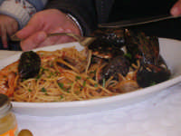 Spaghetti ai frutti di mare....  - Sant'agata di militello (6463 clic)