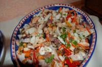 insalata di mare  - Santa flavia (4531 clic)