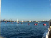 si gareggia al porto  - Trapani (1475 clic)