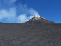 bocca nuova  - Etna (2148 clic)