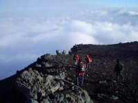 l'eruzione continua  - Etna (2086 clic)
